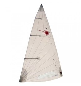LASER PERFORMANCE LASER STANDARD MK2 FOLDED NORTH SAIL (BATTENS NOT INCLUDED)