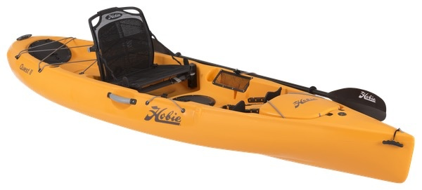 HOBIE® HOBIE QUEST DELUXE SINGLE 11' PADDLE KAYAK 2018