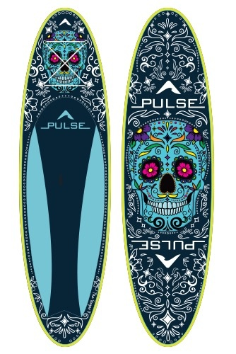 "PULSE PULSE REC-TECH 11"" STANDUP PADDLEBOARD ONLY (SUGAR) 2018"