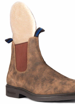 Blundstone 1391 - The Winter Chisel Toe in Rustic Brown