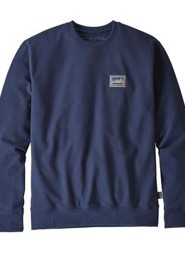 Men's Shop Sticker Patch Uprisal Crew Sweatshirt