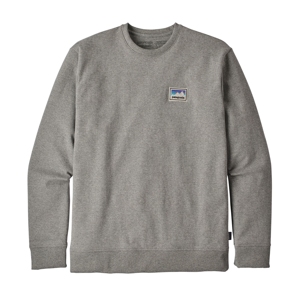 Men's Shop Sticker Patch Uprisal Crew Sweatshirt
