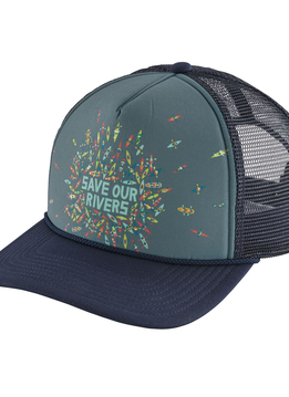 Save Our Rivers Interstate Hat