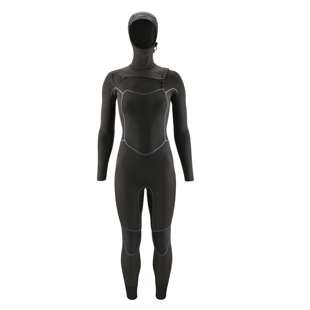 Women's R4 Yulex FZ Hooded Full Suit