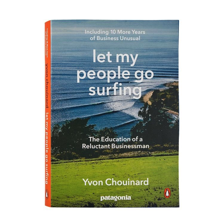 Let My People Go Surfing (Paperback Book)