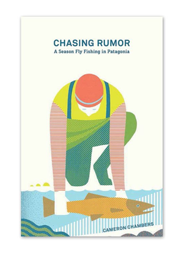 Chasing Rumor: A Season Fly Fishing In Patagonia By Cameron Chambers (Patagonia Paperback Book)