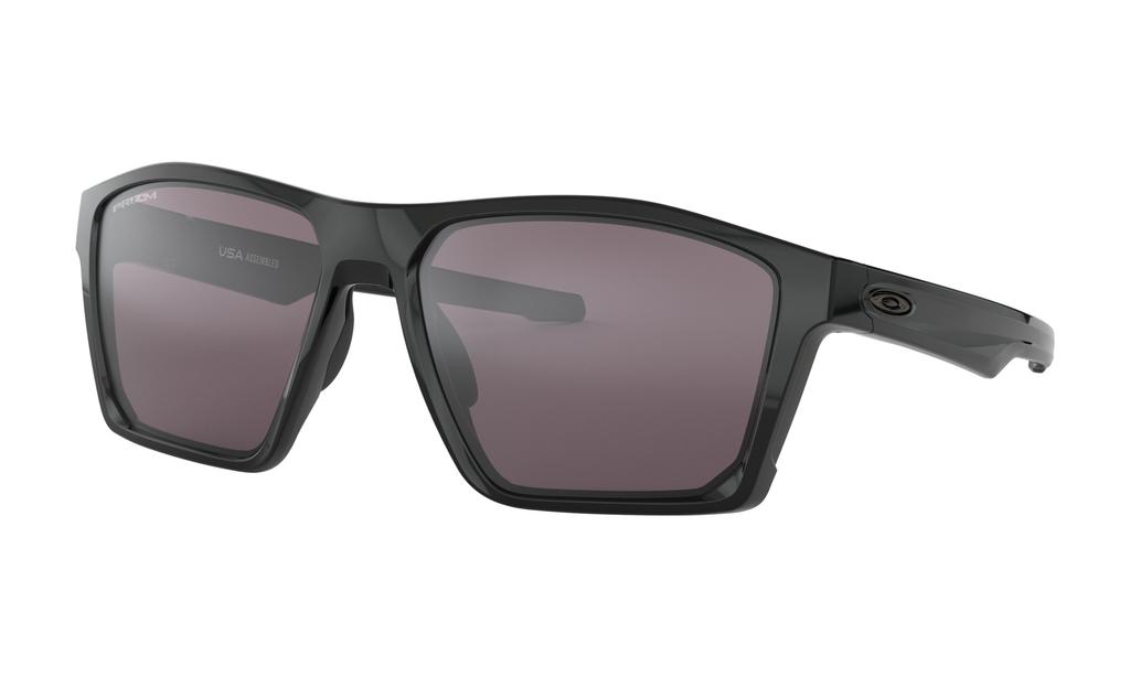 Eyewear Targetline, Frame color: Polished Black, Lens color: Prizm Grey, Fit: Standard