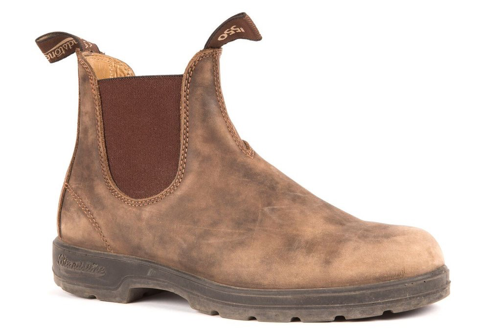Blundstone 585 - The Leather Lined in Rustic Brown