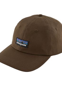 P-6 Label Trad Cap