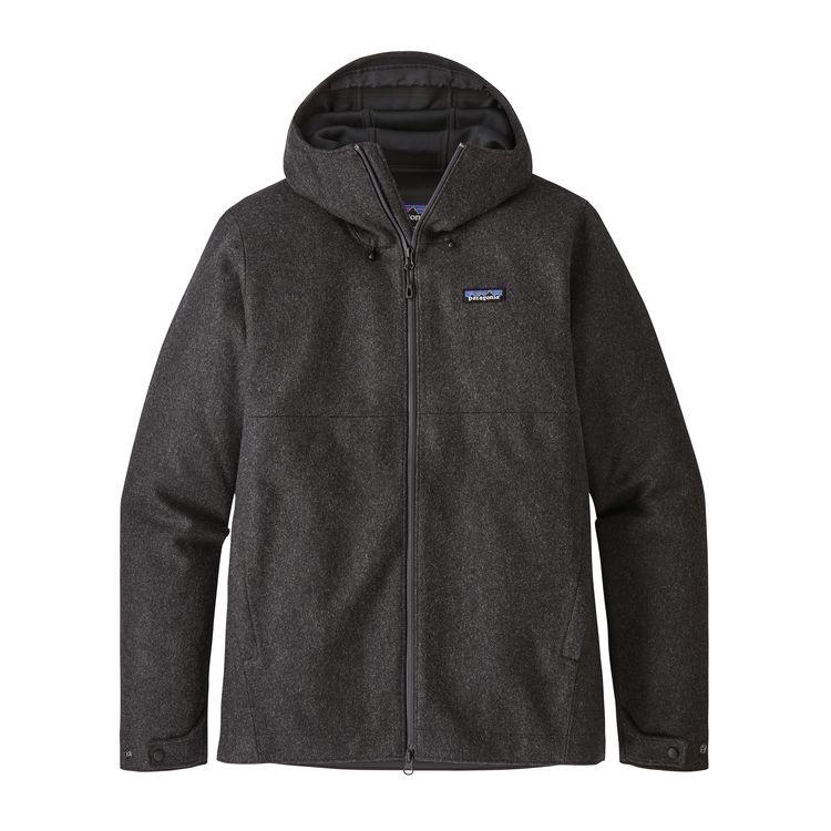 Men's Recycled Wool Jacket
