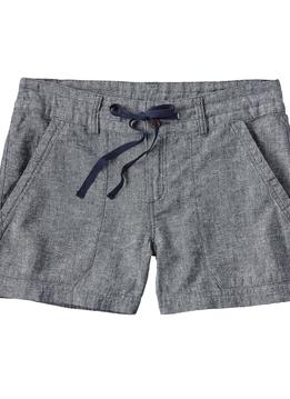 Women's Island Hemp Shorts - 4 in.