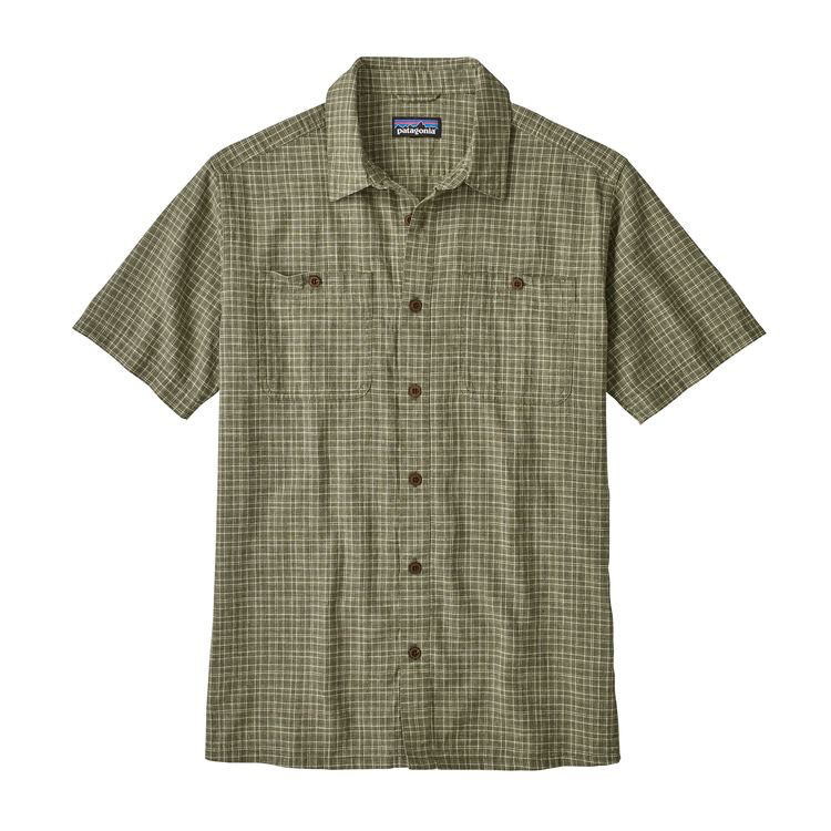 Men's Back Step Shirt