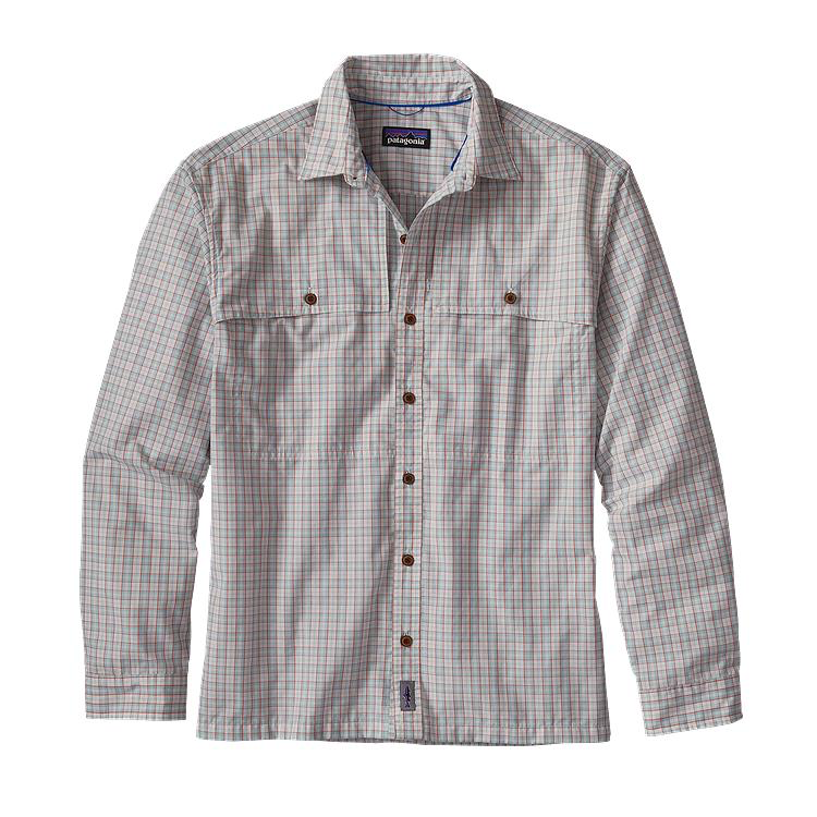 Men's Long-Sleeved Island Hopper II Shirt