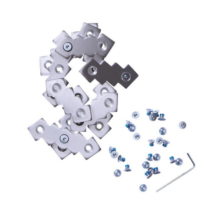 Foot Tractor Aluminum Bar Replacement Kit