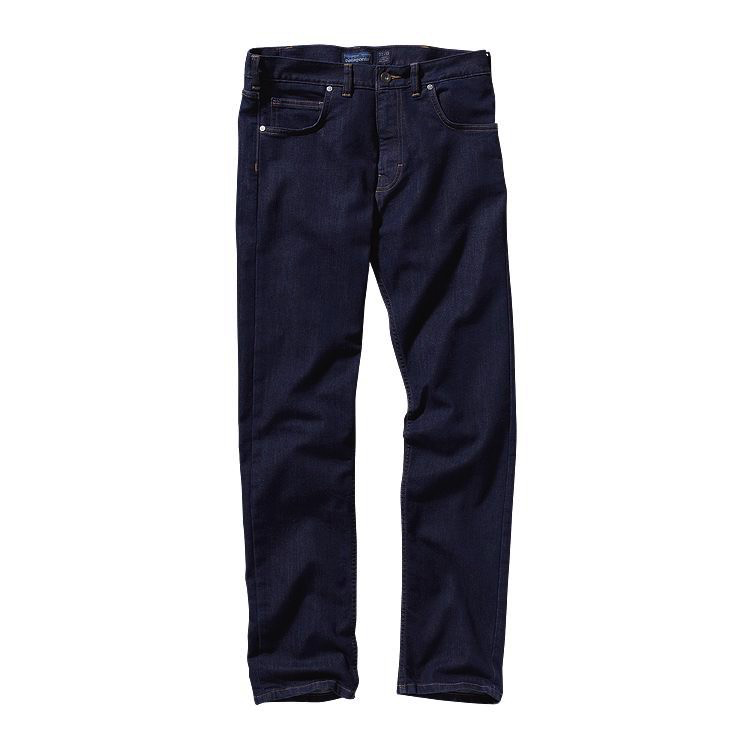 Men's Performance Straight Fit Jeans - Reg