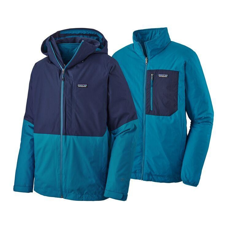 Men's 3-in-1 Snowshot Jacket