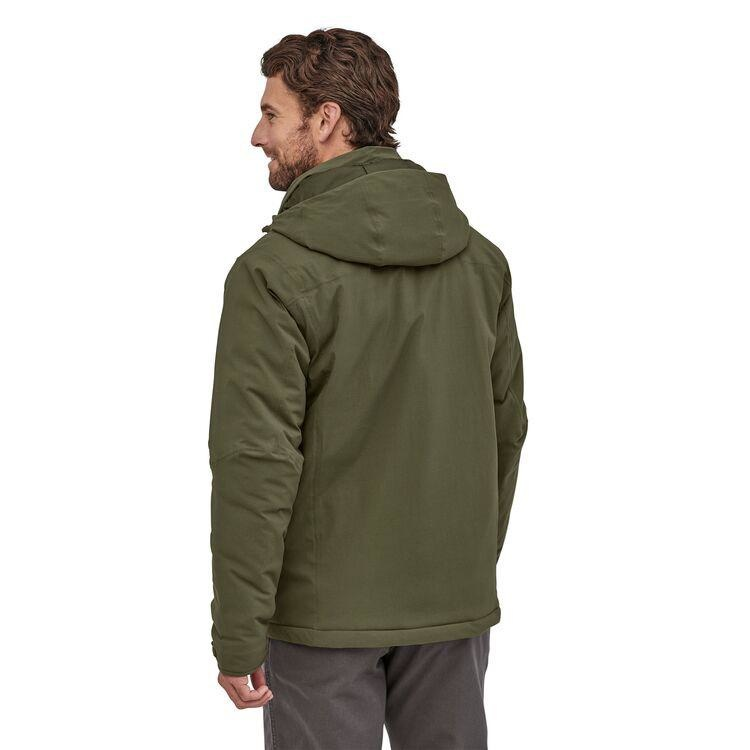 Men's Insulated Quandary Jacket