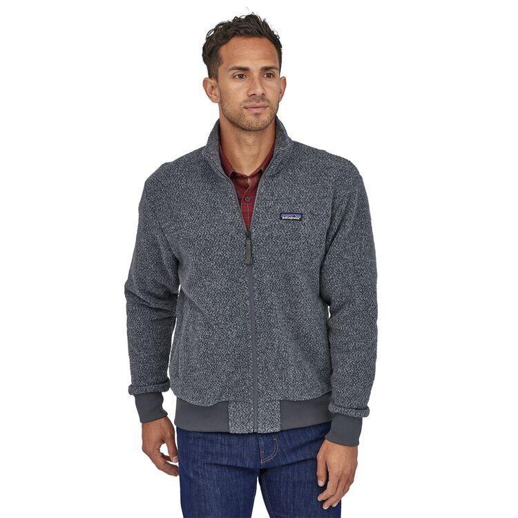 Men's Woolyester Fleece Jacket