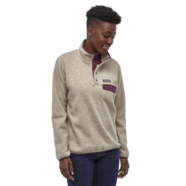 Women's Lightweight Synch Snap-T Pullover