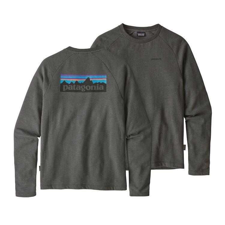 Men's P-6 Logo Lightweight Crew Sweatshirt