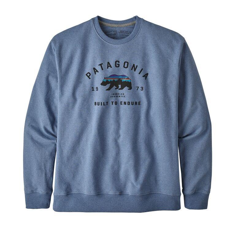 Men's Arched Fitz Roy Bear Uprisal Crew Sweatshirt