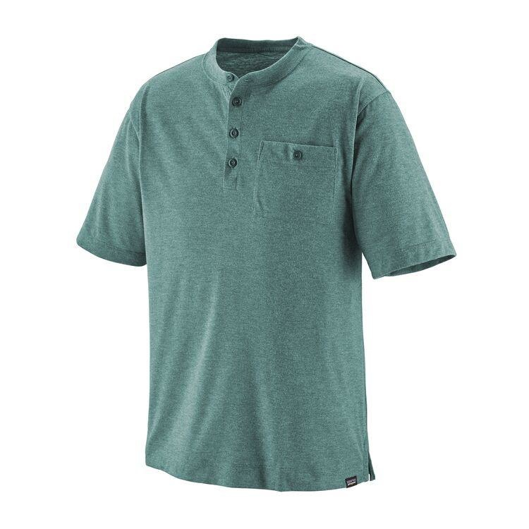 Men's Cap Cool Trail Bike Henley