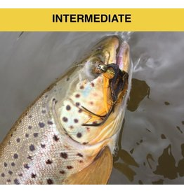 BIG Trout Streamer Fly Tying Class - March 10, 2019 - 11am
