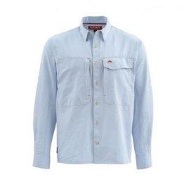 Simms Simms Guide Shirt LS Marl