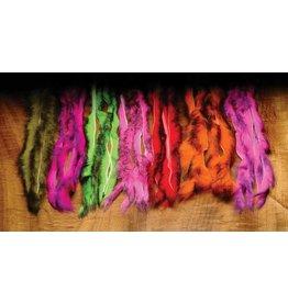 Hareline Hareline - Two-Toned Rabbit Strips