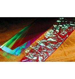 Hedron Flashabou Mirage Sheet Krinkled Opal