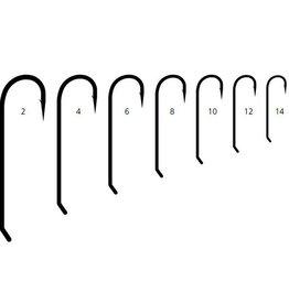 Mustad Mustad 79580 Streamer Hook - Size 8 100 pk.