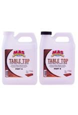 MAS EPOXIES TABLE TOP 1:1 KIT 2QT   30-270