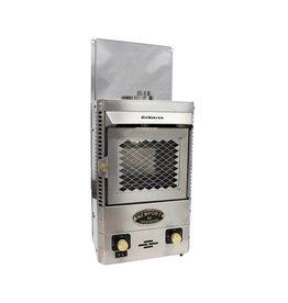 163-00NEWP12000  Newport Propane Heater 4,000 - 5,000 BTU