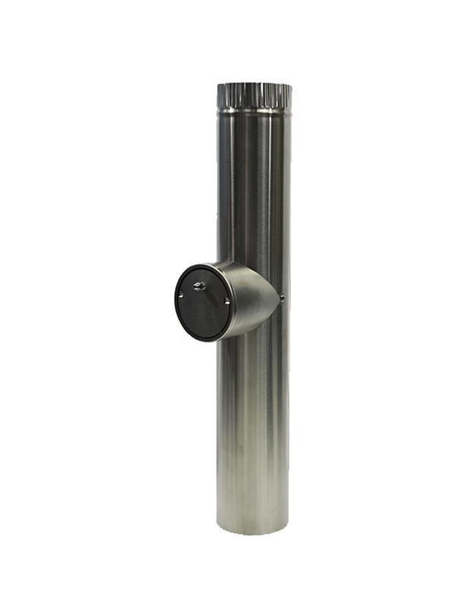 Long SS pipe with damper 16-001