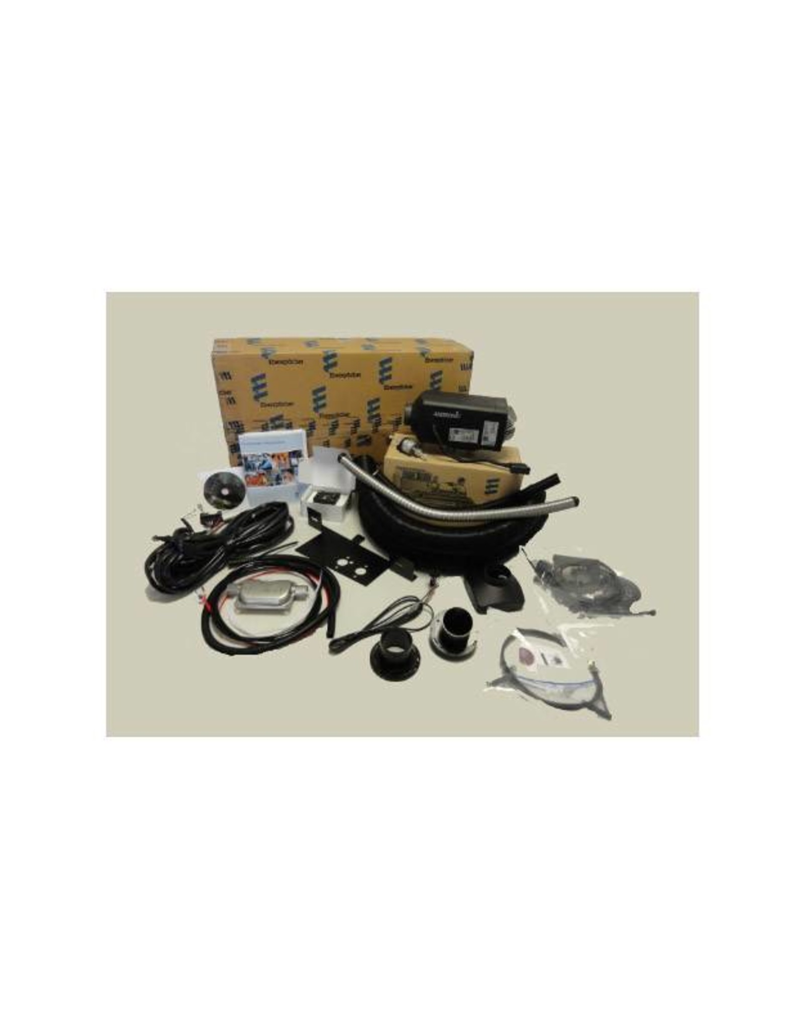 D2 Airtronic 12v Heater and Kit 25 2069 05
