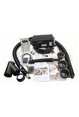 D4 AIRTRONIC & INSTALL KIT 12V HEATER 13,650 btu MARINE AIR HEATER