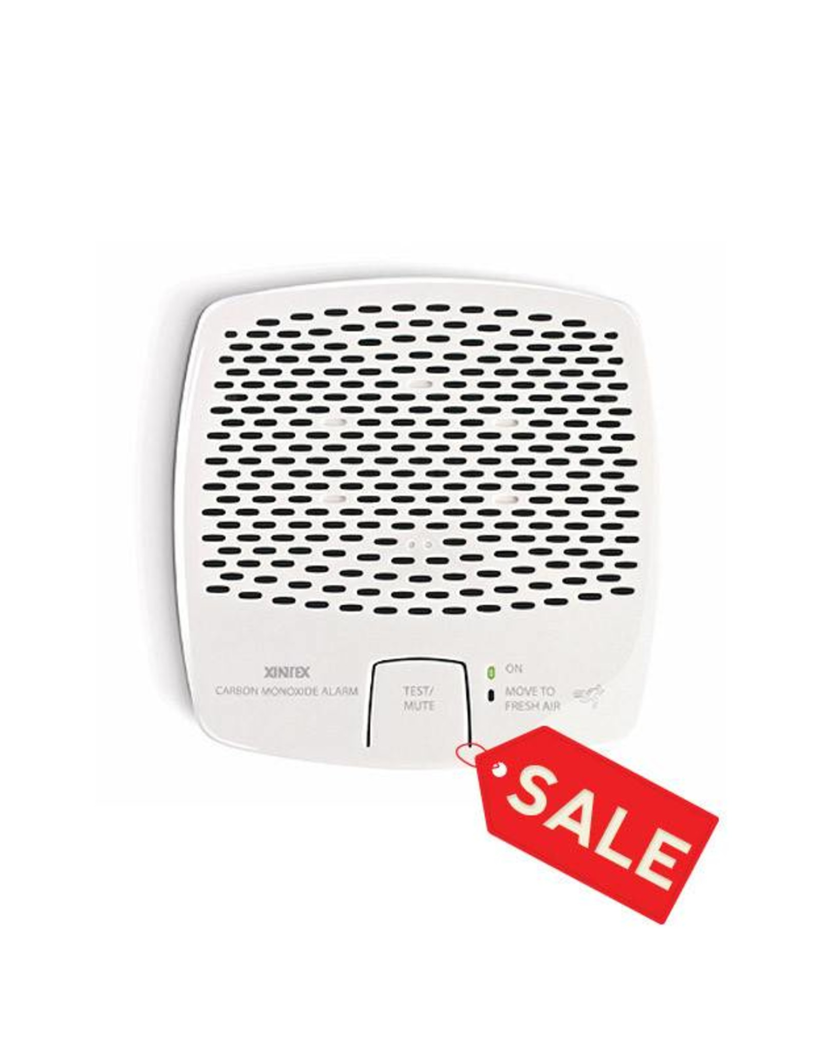 Carbon Monoxide Alarm CMD5-MB Battery Powered