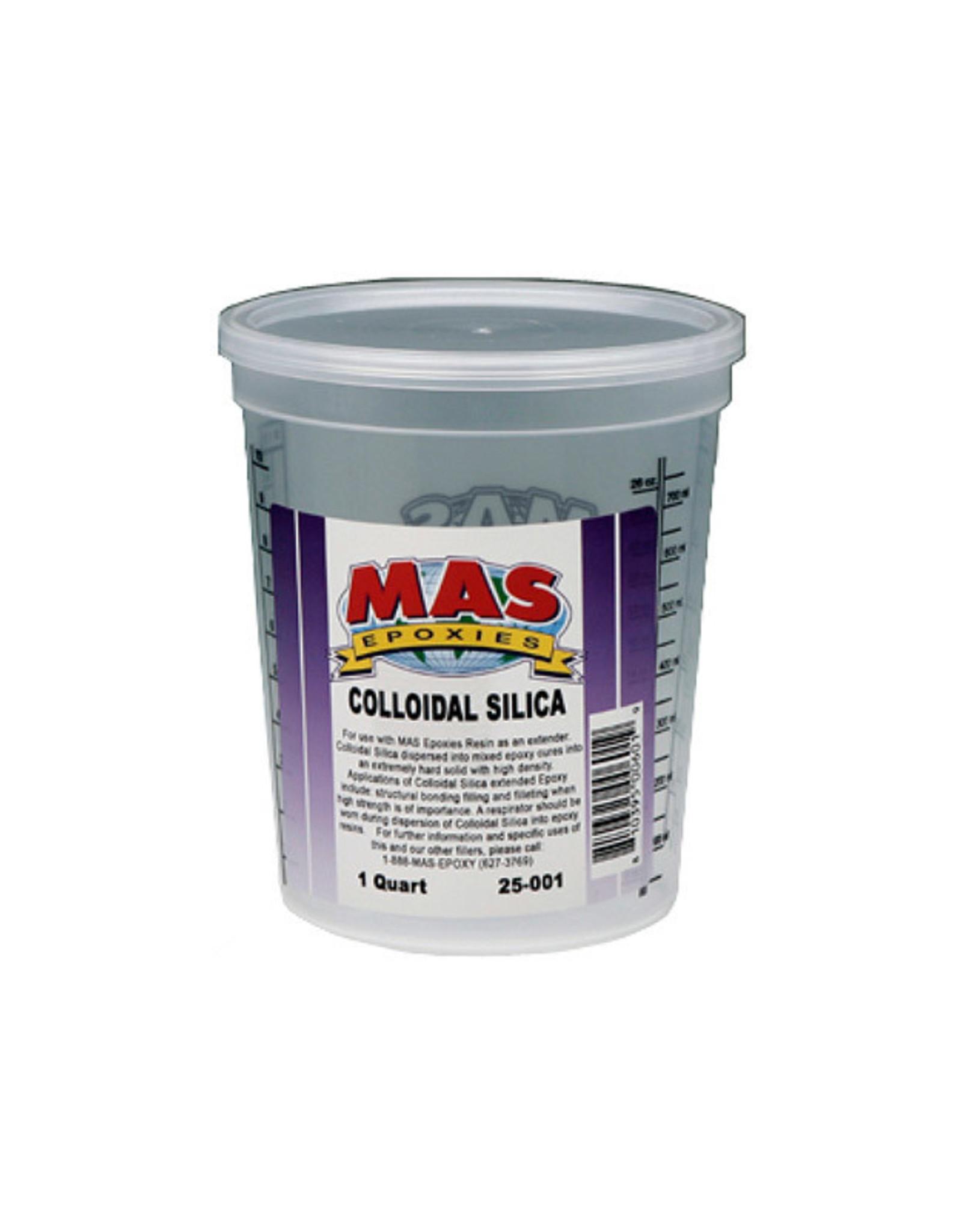 colloidal silica ca25-001 quart