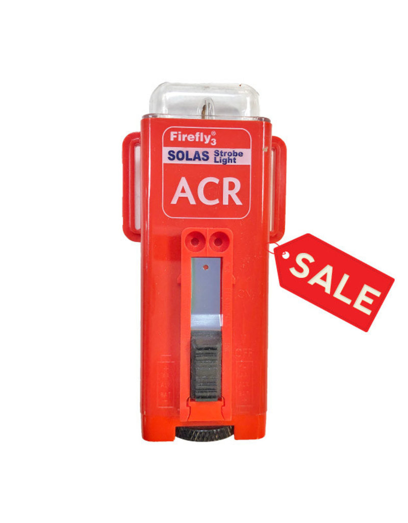 ACR STROBE LIGHT FIREFLY III PRO SOLAS 3995.4