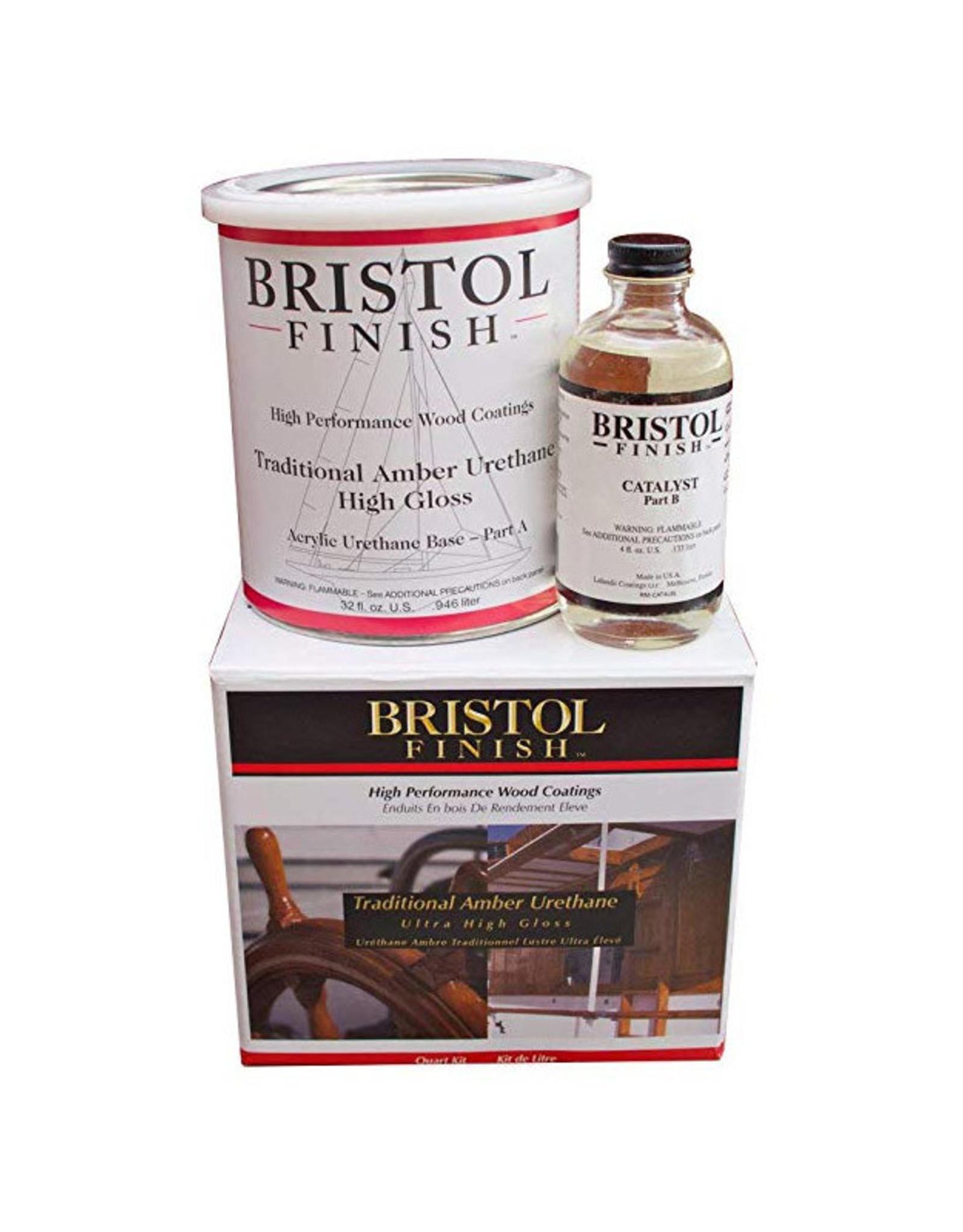 Traditional Amber Urethane (Quart Kit) BF-QA