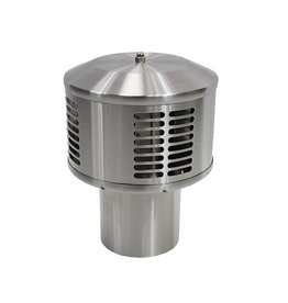 Chimney DP Exhaust Cap- Stainless Steel