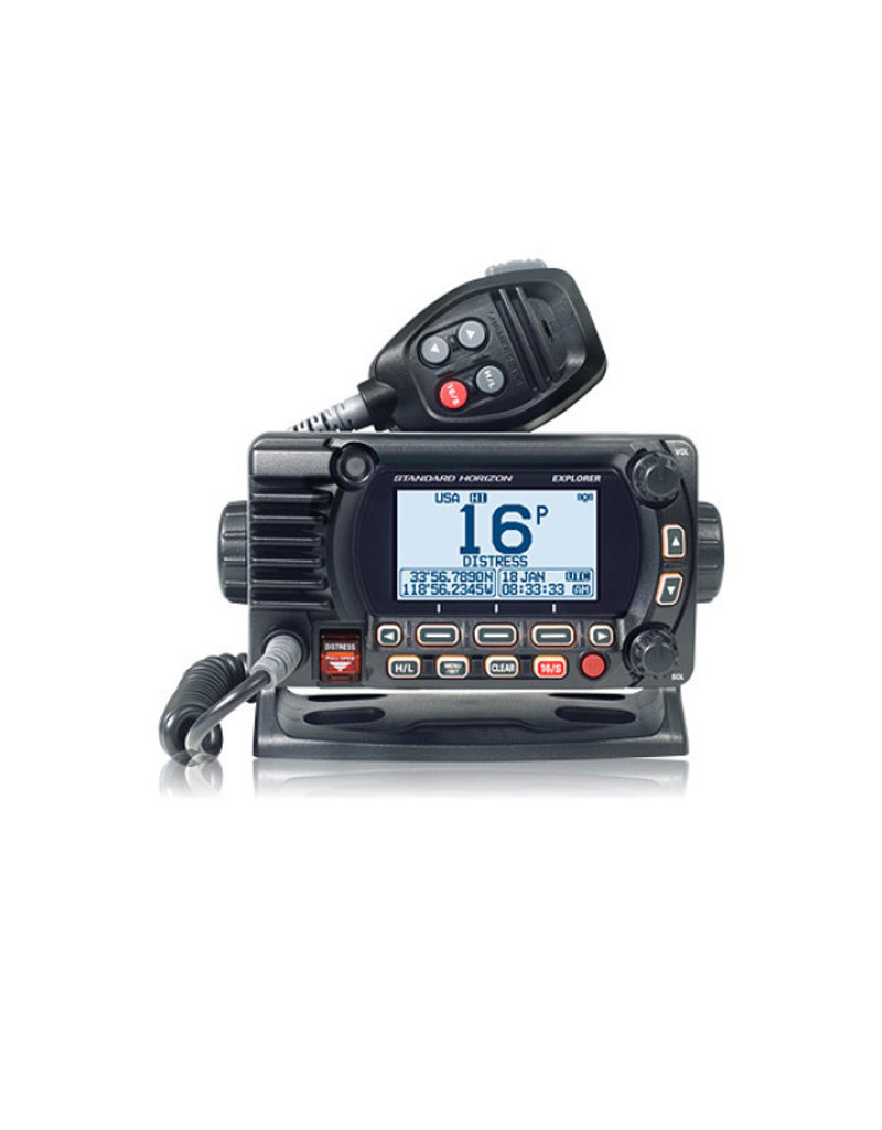GX1850 Explorer Series 25W Fixed Mount VHF