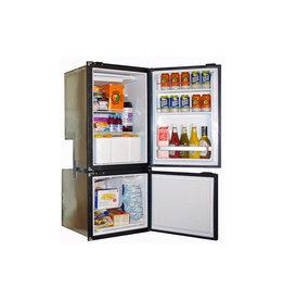 RFU6800 DC Fridge/Freezer Two door upright