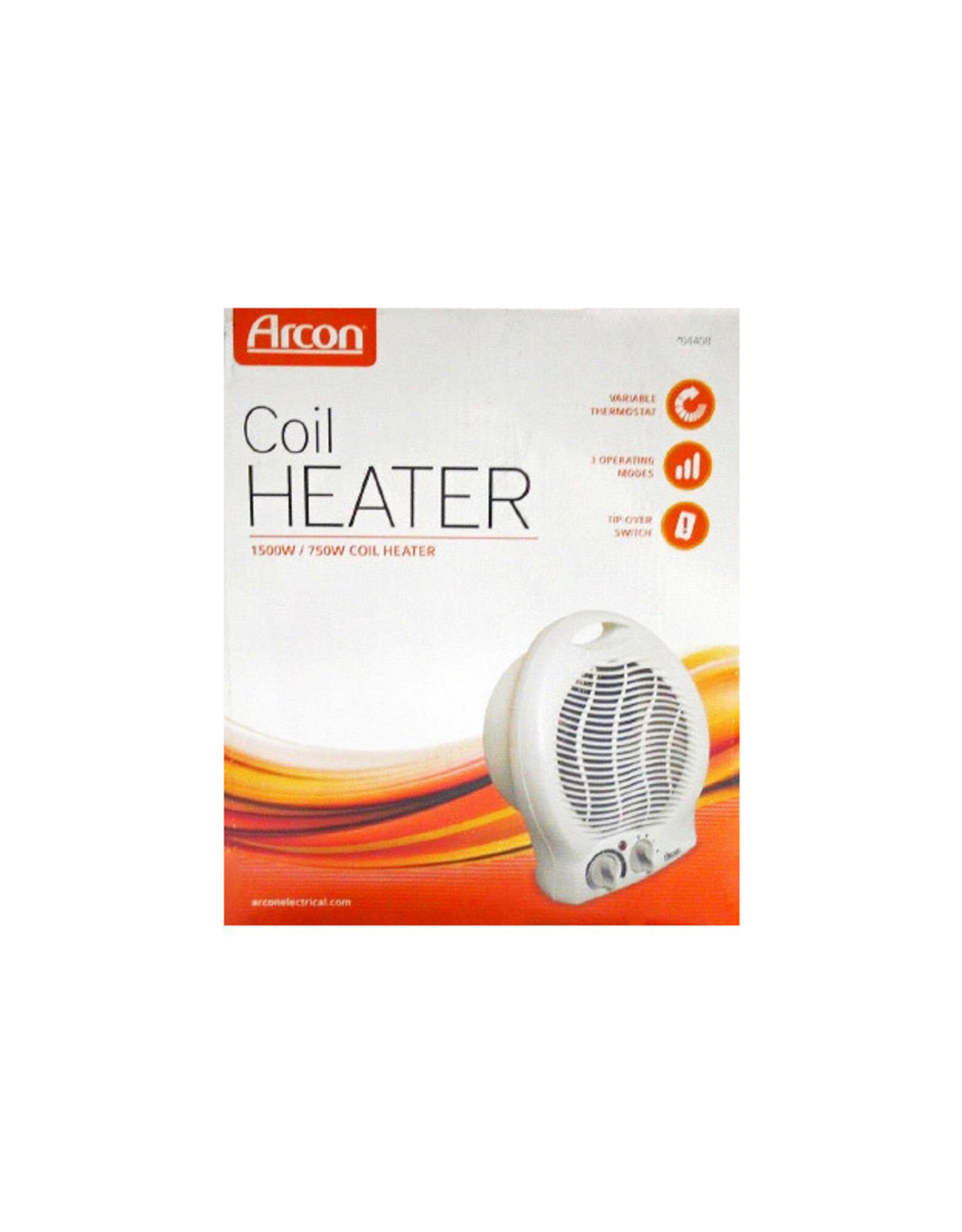 Arcon 19   64408 Coil Heater Fan