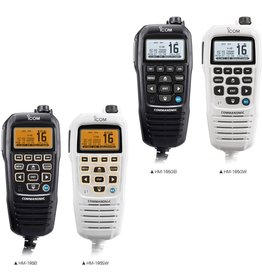 ICOM HM-195 REMOTE CONTROL MIC   HM-195GB/GW