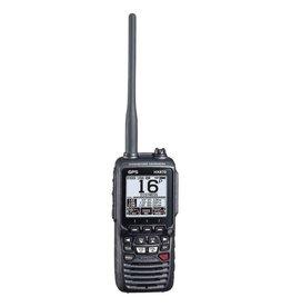 RADIO VHF H/HELD 6W FLT W/GPS HX870