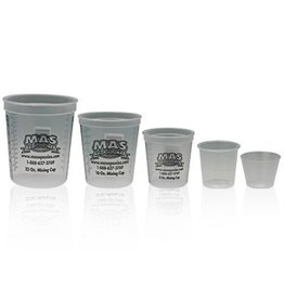 EACH - MAS EPOXIES MIXING CUPS 2OZ (100) 35-022