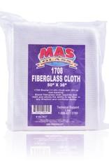 "BIAXIAL FIBERGLASS CLOTH 50"" X 36"" #65-817"