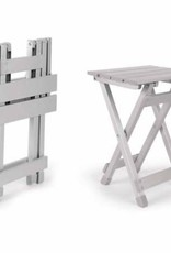 TABLE ALUMINUM FOLDING SMALL 12X10 51890