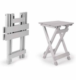 TABLE ALUMINUM FOLDING SMALL 12X10 51890